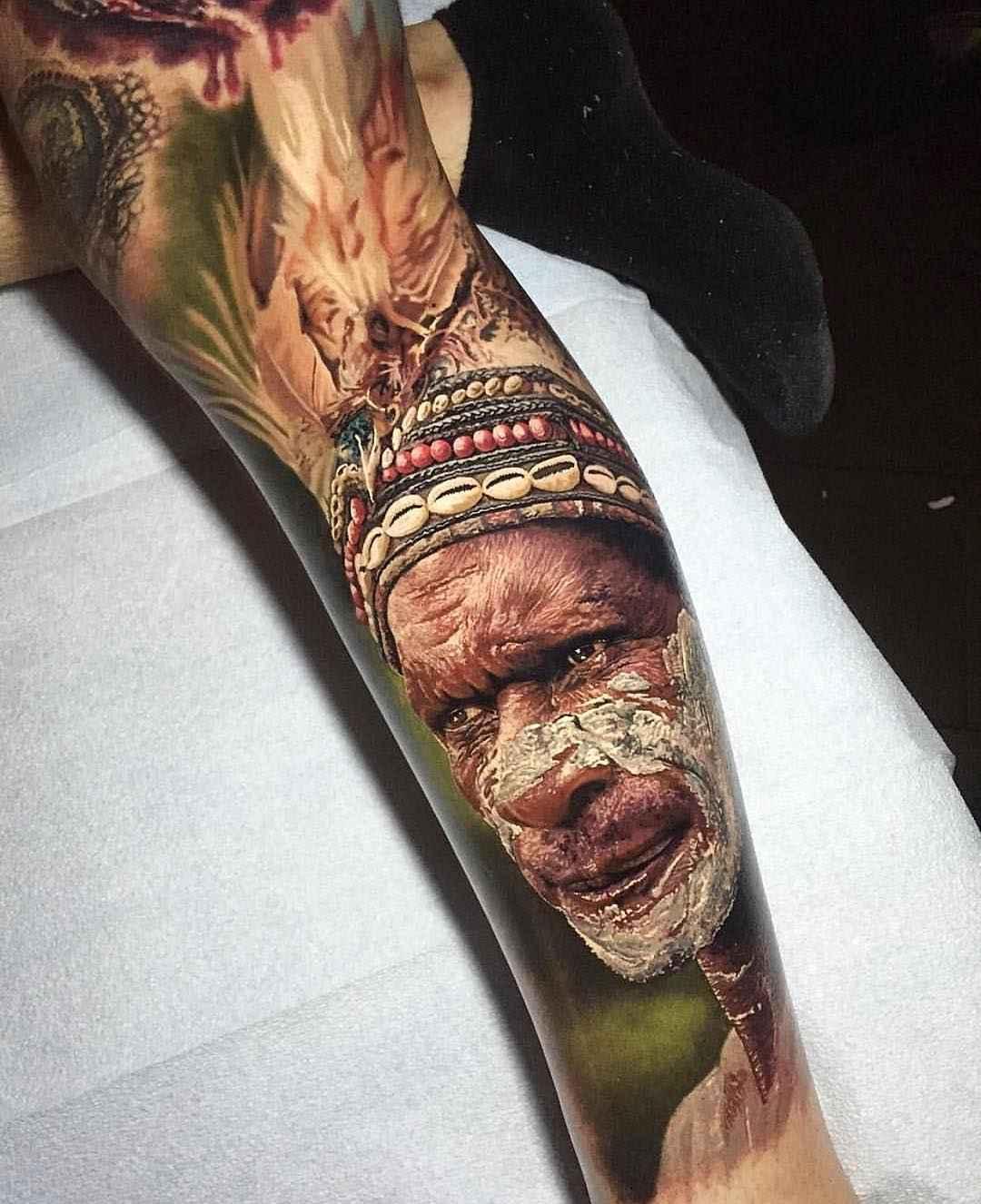 Tattoo artist Steve Butcher | Auckland, New Zealand