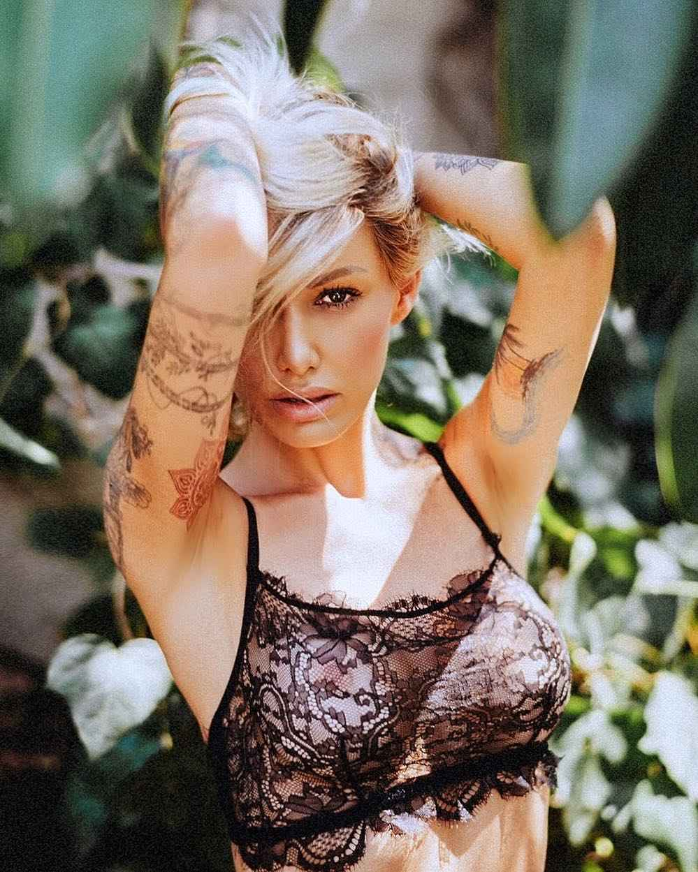 Tina Louise Tattoo