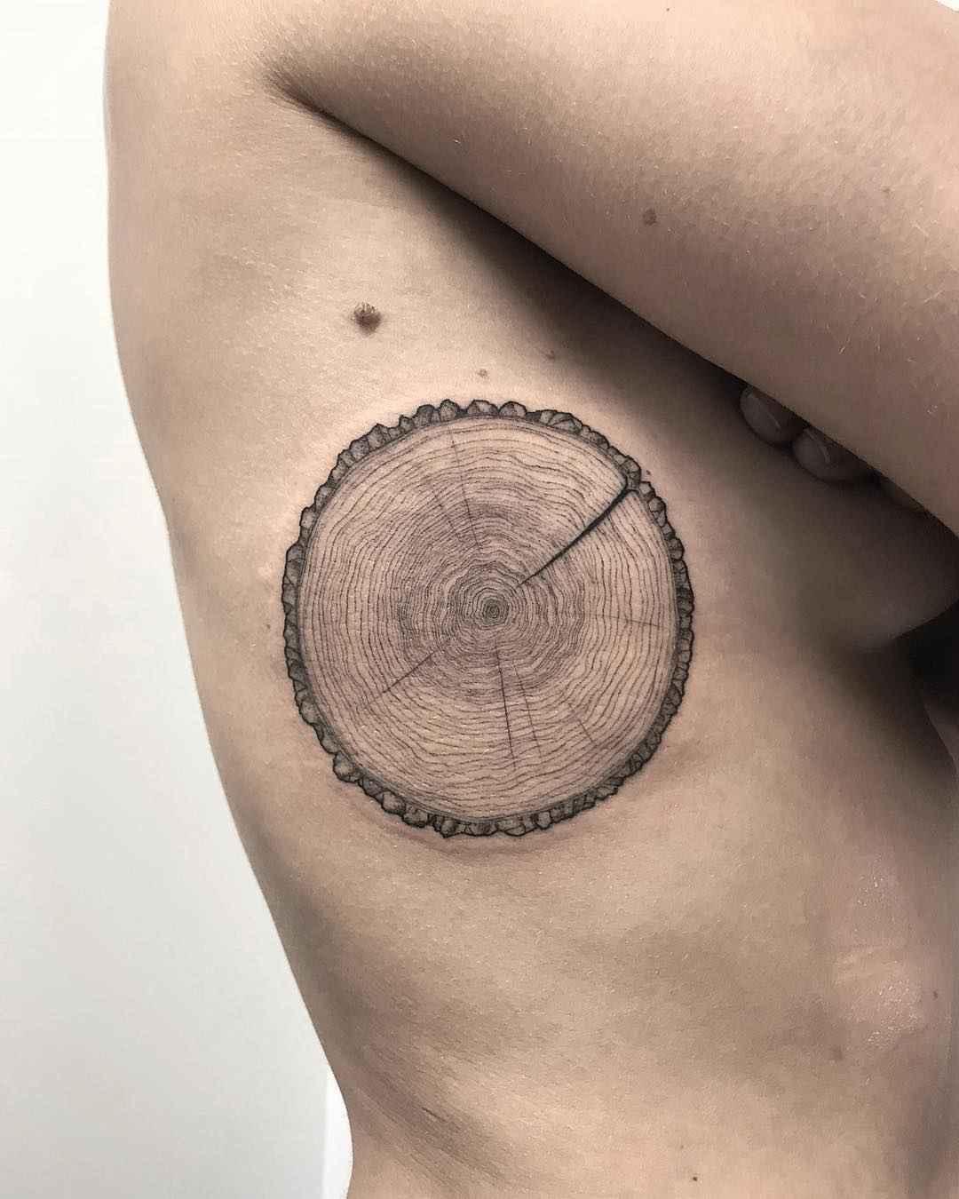 Tattoo Artist Michele Volpi
