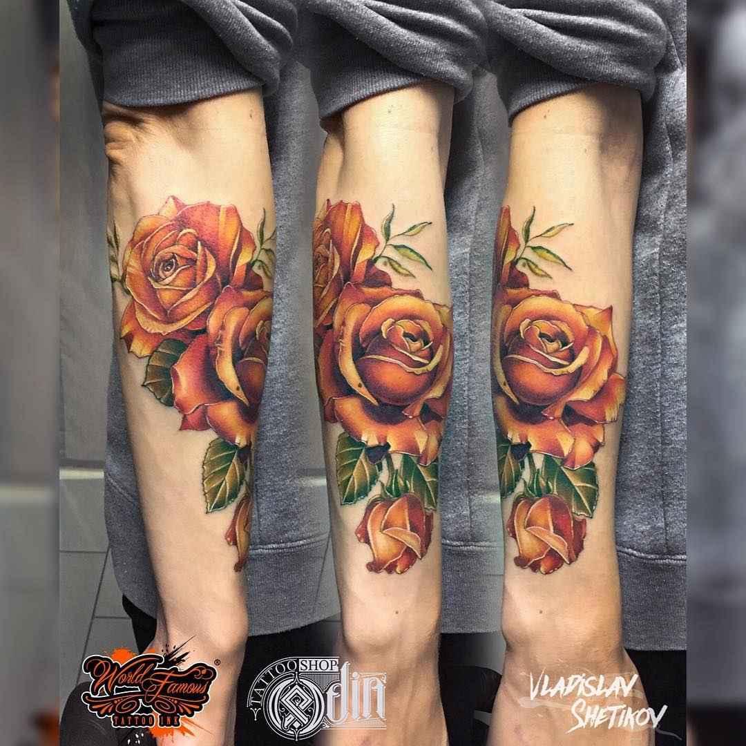 Tattoo Ideas Magazine: Tattoo Artist Vladislav Shetikov