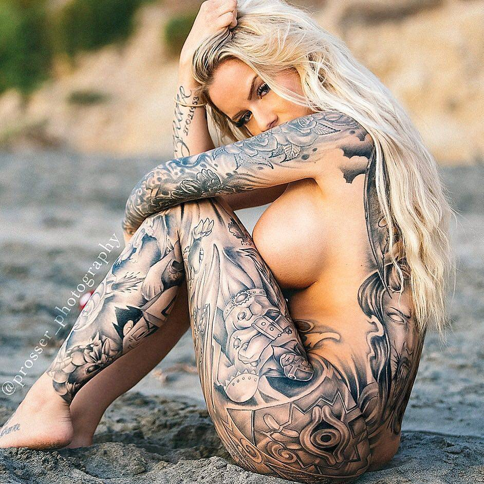 Sabrina sawyers nude onlyfans tattoo model