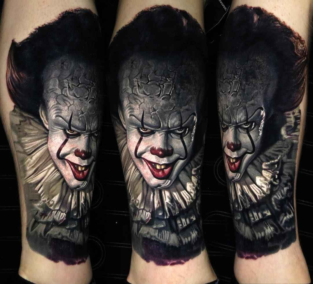 10 The Most Famous Masters Of Portrait Tattoo Realism