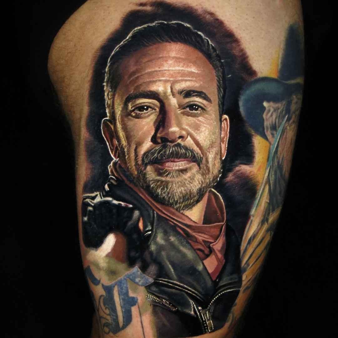 tattoo artist nikko hurtado Хеспериа united states