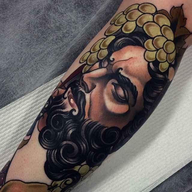Tattoo artist emily rose murray melbourne australia for Tattoo artist school