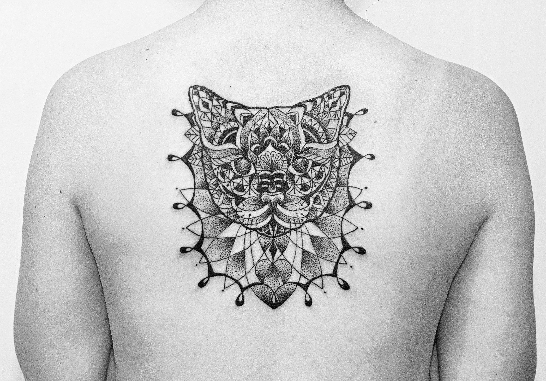 Tattoo artist ANAR AKMEDOV | St Petersburg, Russia