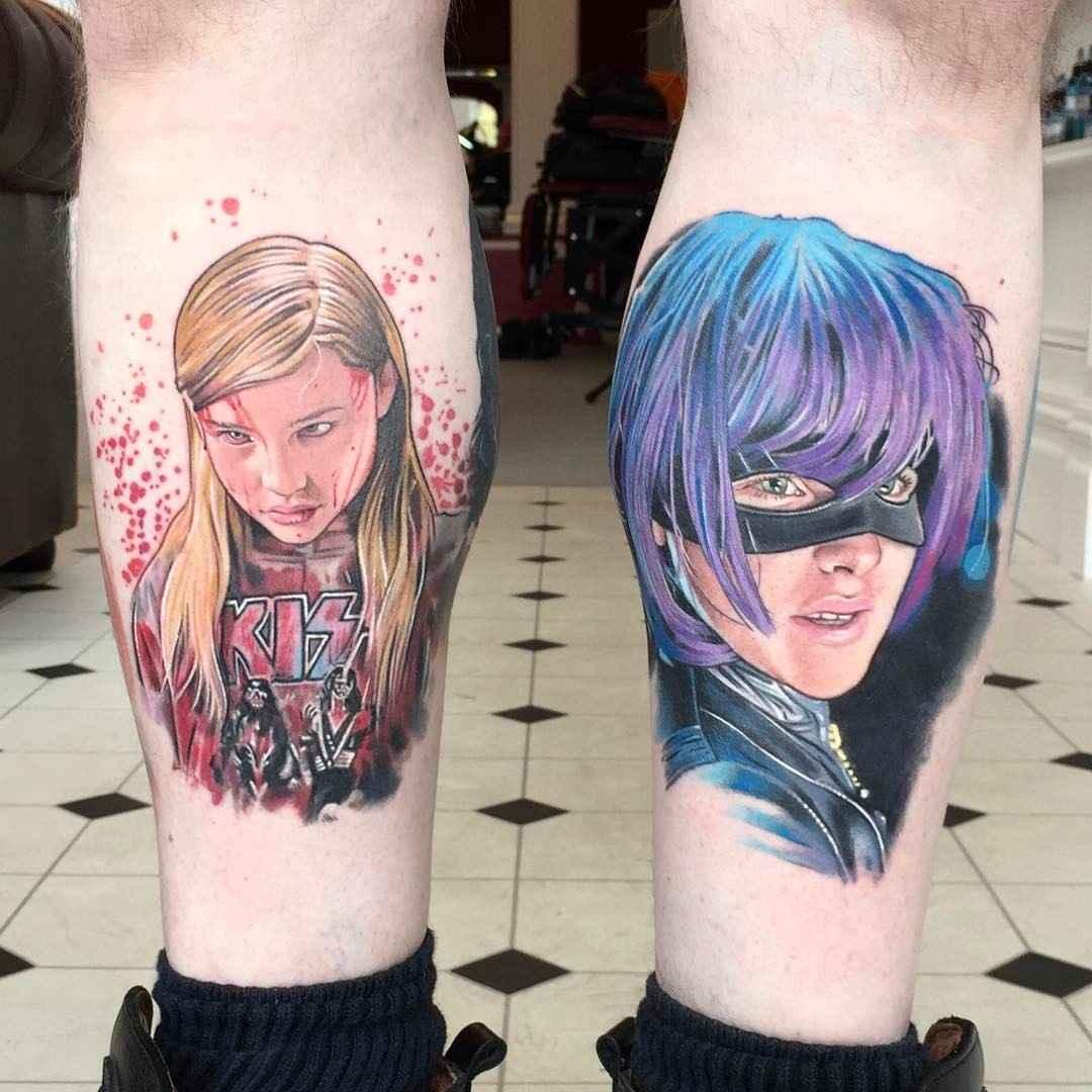 Tattoo artist david corden edinburgh scotland inkppl for Tattoo edinburgh scotland
