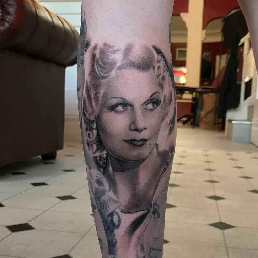 Tattoo Artist David Corden Edinburgh Scotland Inkppl Tattoo