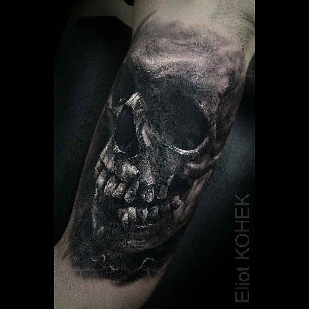 Tattoo artist Eliot Kohek | Hensies, France | Inkppl