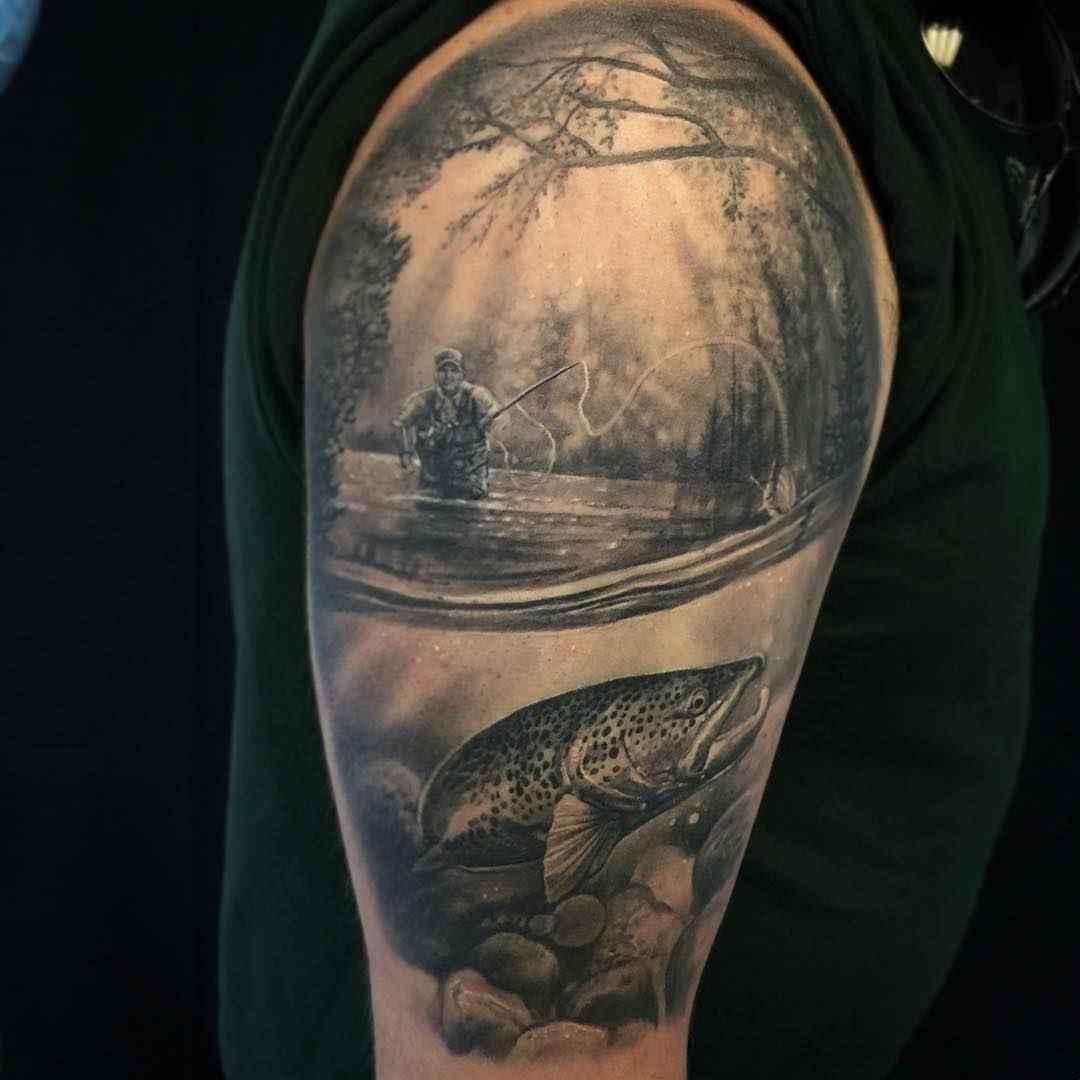 ленорман французская тату охота рыбалка фото фотографирует множество