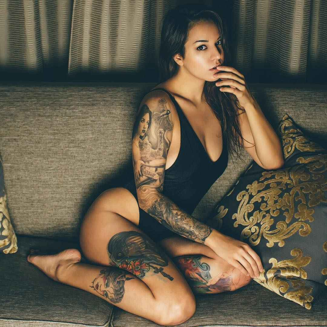 Hot petite tattooed nude, erotic video streamers