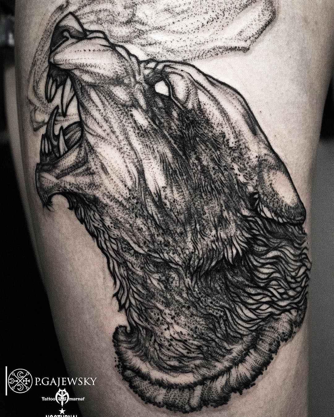 Tattoo artists polina gaevskaya from saint petersburg for Nocturnal tattoo ink