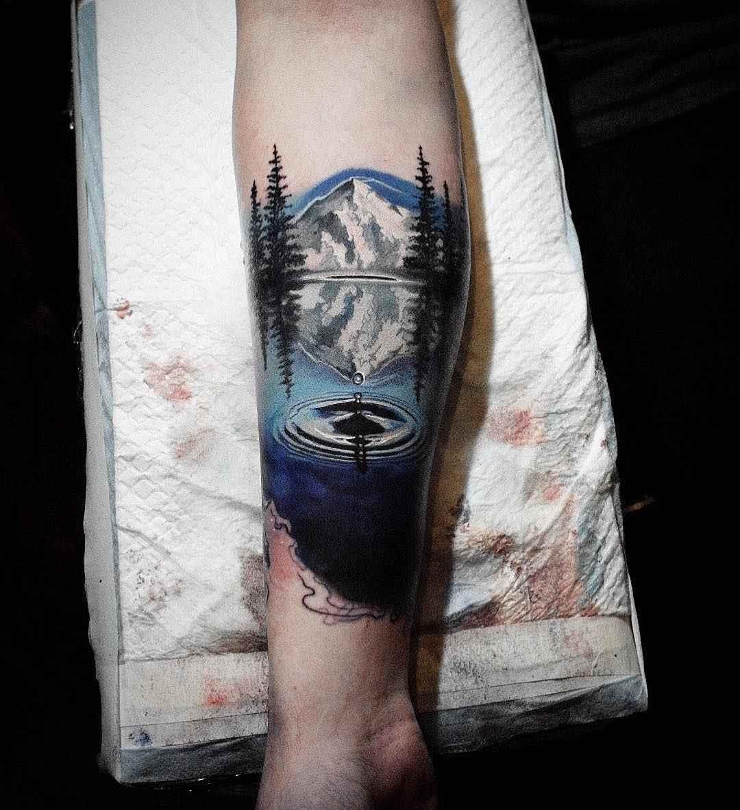 Realistic tattoo by fabz inkppl tattoo magazine for Best realistic tattoo artists