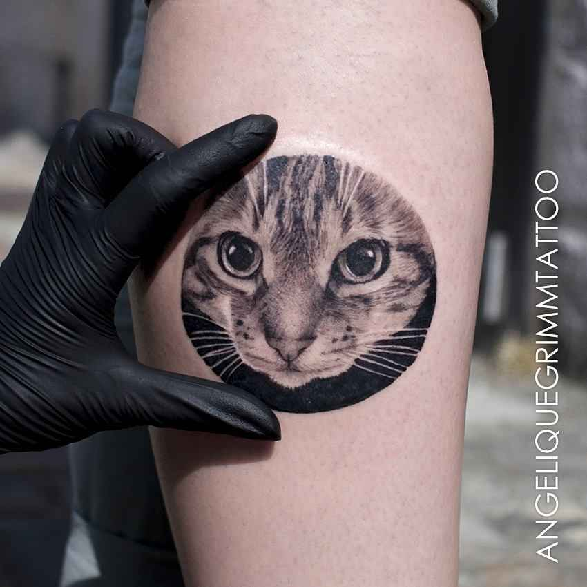 Artistic Tattoo Lille tattoo artist angelique grimm | lille, france