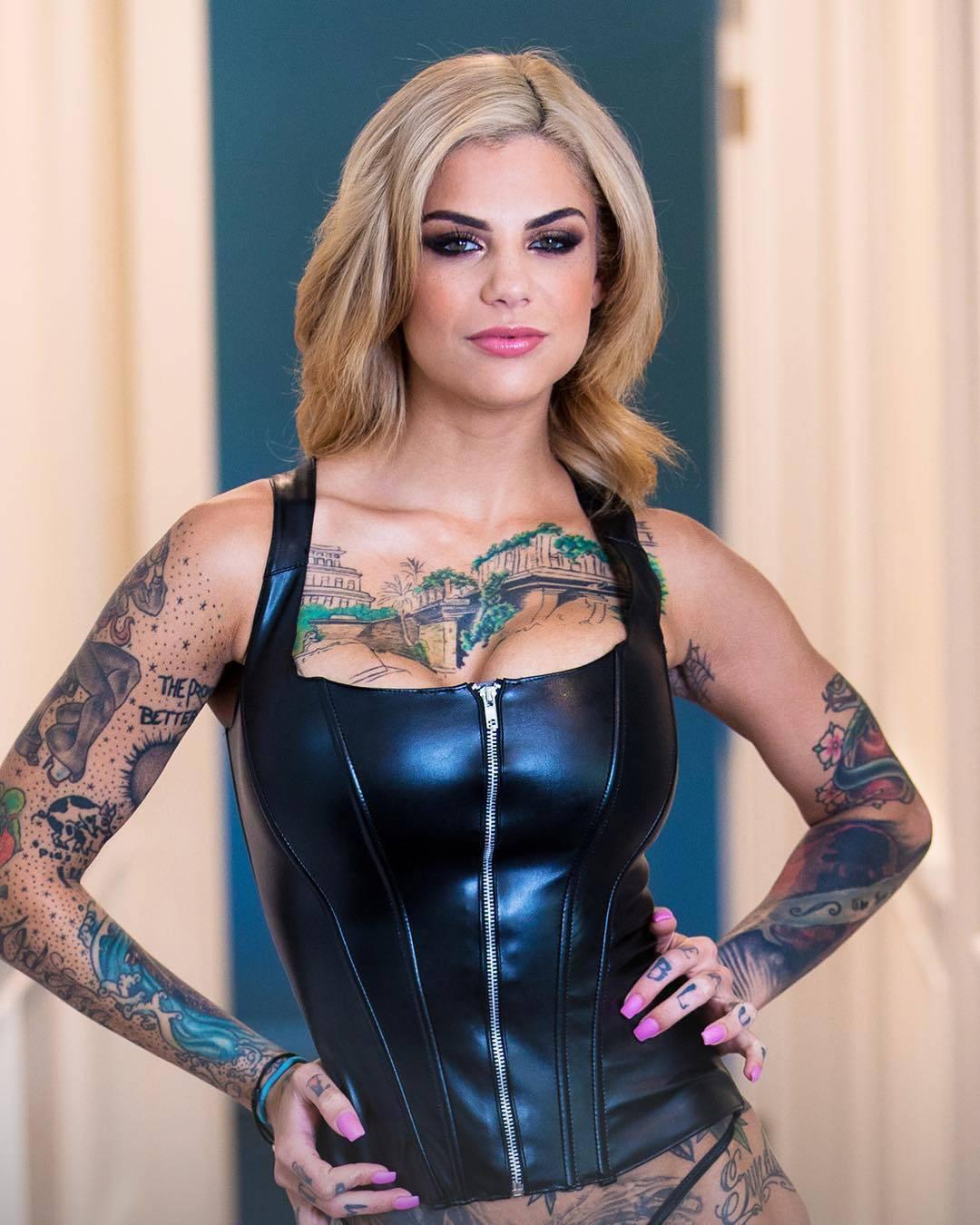 Tattoo model Bonnie Rotten | , USA