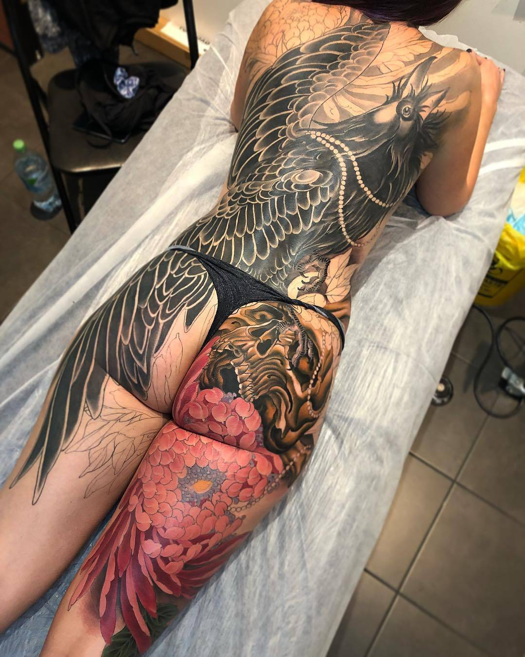 Tattoo Artists In Melbourne: Tattoo Artist Jake Danielson