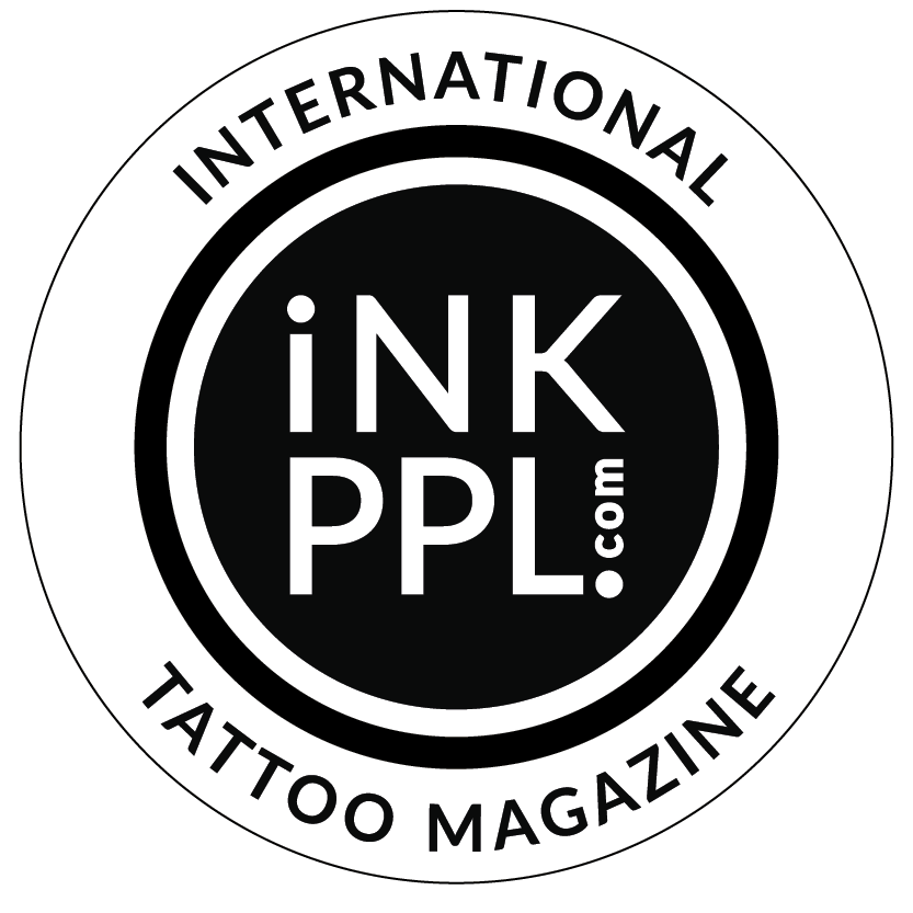 Logo iNKPPL Tattoo Magazine - inkppl.com