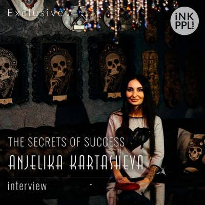 Interview. Anjelika Kartasheva - the secrets of success