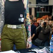 17th Moscow Tattoo Festival | Day 1
