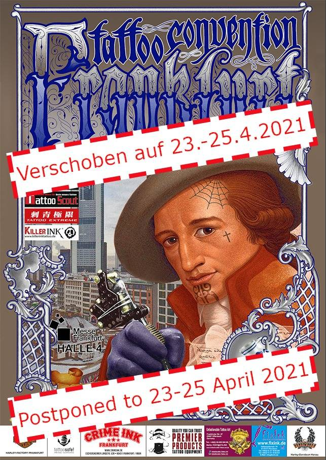 28th Frankfurt Tattoo Convention