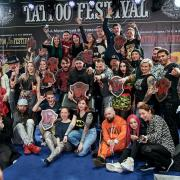 17th Moscow Tattoo Festival | Day 3 | 14 April 2019