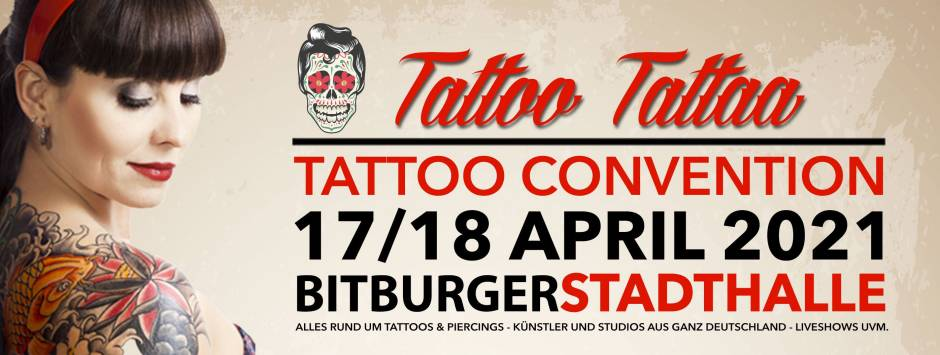 Tattoo Convention Bitburg