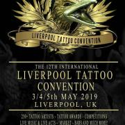 12th Liverpool Tattoo Convention