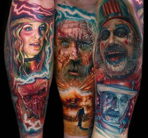 Mario Hartmann - talented realism tattoo artist from Germany