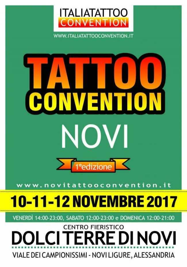 1st Tattoo Convention Novi