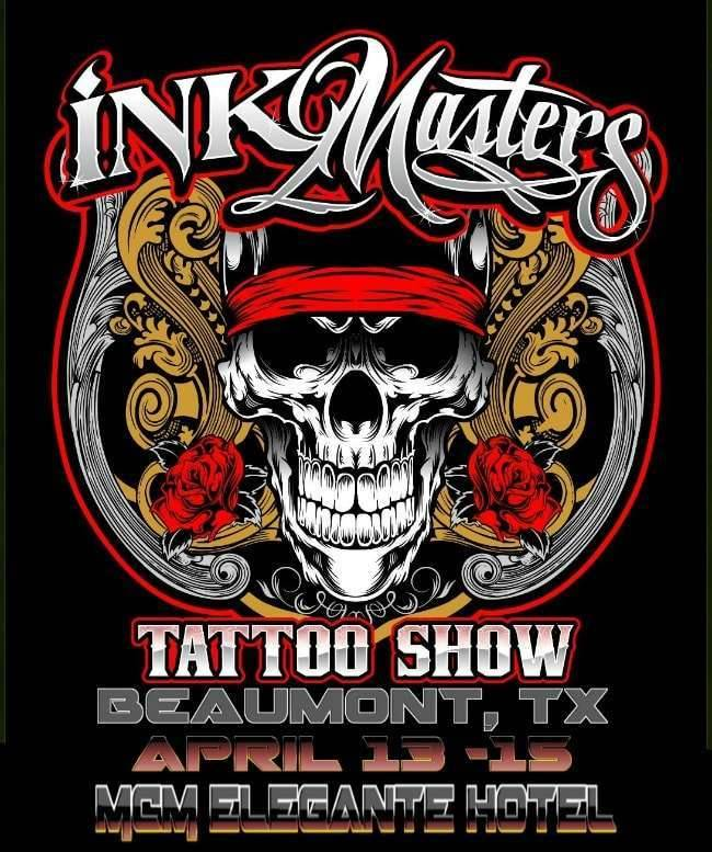 Ink Masters Tattoo Show Beaumont