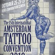 15th Amsterdam Tattoo Convention