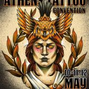13th Athens Tattoo Convention