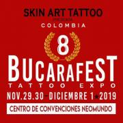 8th Bucarafest Tattoo Expo