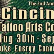 2nd Cincinnati Tattoo Arts Convention