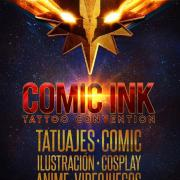 Comic Ink Tattoo Convention
