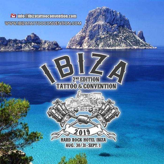 2nd Ibiza Tattoo Convention
