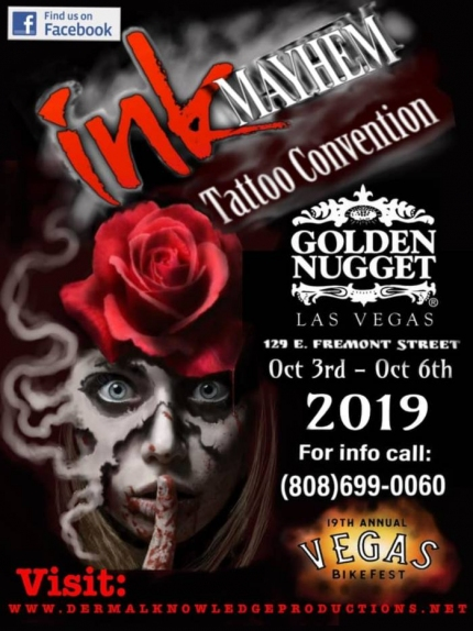 International tattoo conventions and festivals - October 2019