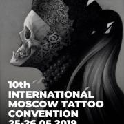 10th International Moscow Tattoo Convention