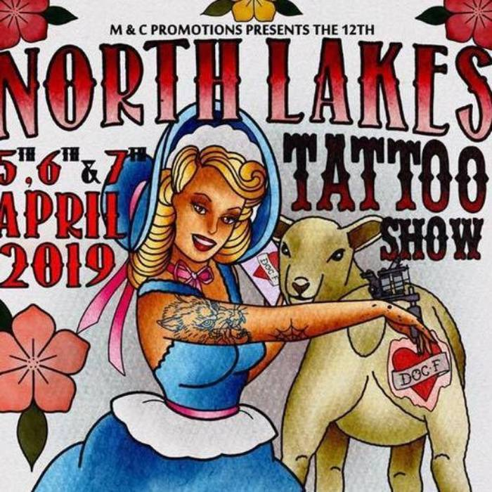 12th North Lakes Tattoo Show