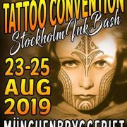 23rd International Tattoo Convention Stockholm Ink Bash