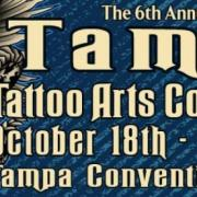 6th Tampa Tattoo Arts Convention