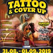 13.Tattoo Messe Augsburg