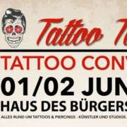 Tattoo Convention Ramstein 2019