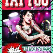 Troyes Tattoo Show