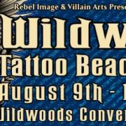 10th Wildwood Tattoo Beach Bash