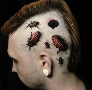 Karen Tsvetnoy - Cockroaches in the head!