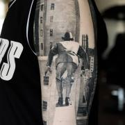 Matteo Pasqualin's hyperrealistic tattoos