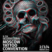 9-th International Moscow Tattoo convention 2017