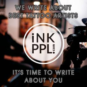 Articles about tattoo artists and tattoo models on iNKPPL.com