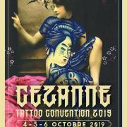 6th Cezanne Tattoo Convention