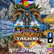 5th Annual Colorado Tattoo Convention & Expo
